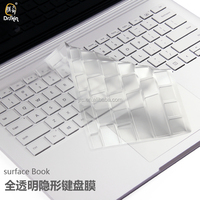 Ultra Clear TPU Keyboard Cover, Plastic Keyboard Protector for Microsoft Surface Book