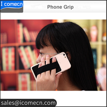 New smart products finger grip elastic cell phone holder anti slip finger grip your phone