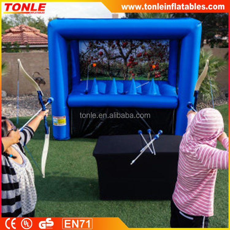 Interactive Hover Archery/ archery inflatable game