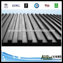 BROAD RIBBED RUBBER NON SLIP MATTING ROLLS WIDE Corrugated Sheet