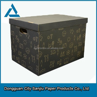 cheap price and strong corrugated carton box/custom double wall triple wall carton box