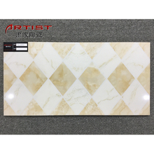 Material Restaurant Kitchen Tiles Inkjet Printing Ceramic Wall Tile Exterior Designs