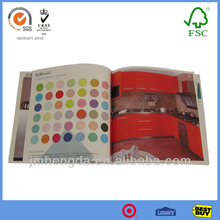Fashion Design High Quality Sticker Book Printing