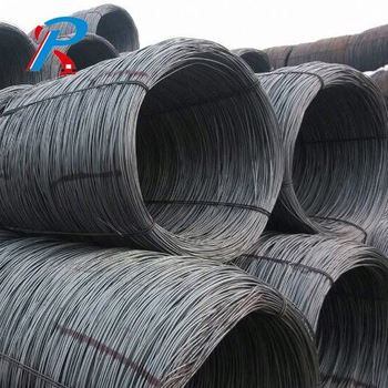 Prime steel electrode quality wire rod