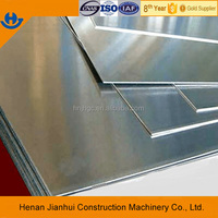 Rich stock hot rolled aluminum foil sheets from factory