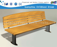 (HD-19904)Rustic wooden benches funky garden table and chairs
