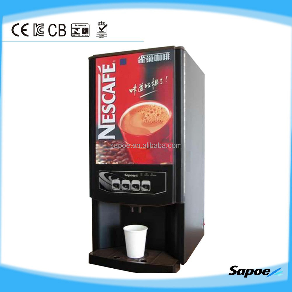 SC-7903 Manufacturer!! High quality 2 hot drinks commercial with CE Nestle Instant Coffee Vending Machine