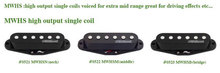 Wilkinson Series Guitar Pickup (MWHS)