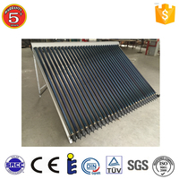 Solar keymark solar thermal collector balcony solar collector