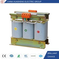 IEC&CE approved step down 3 phase isolation 415v to 220v power transformer
