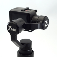 ZMO 3 Axis brushless handheld gimbal camera stabilizer for go pro 5