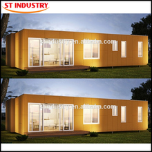 Prebuilt steel structure floating container house guangzhou