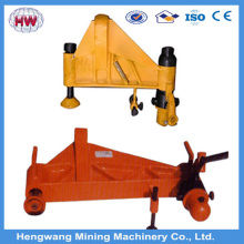 Steel wire bending machine china for Construction, railway, bridge ,steel bar /rebar bender and cutter