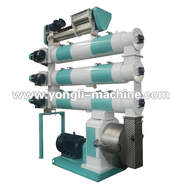 YONGLI animal chicken feed pellet press machine