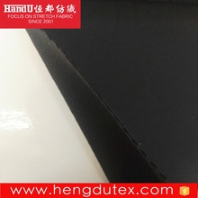Stretch waterproof breathable TPU laminated fabric