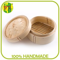 Chinese Cookware Cheap Price Commercial Bamboo Food Steamer