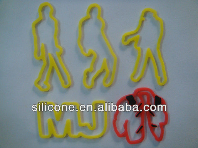 American fashion glowing rubber band