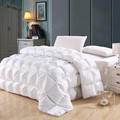2016 Wholesale Luxury Eco-friendly 100% White Goose Down Quilt