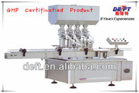 DTG-III Linear automatic mosquito liquid filling capping machine