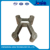 Anode Carbon Block Steel Stub for Aluminium Smelters