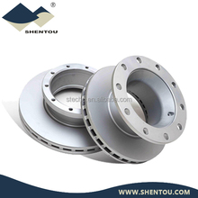 automatic car truck tractor spare parts braking brake discs with TS16949 ECE R90 Emark