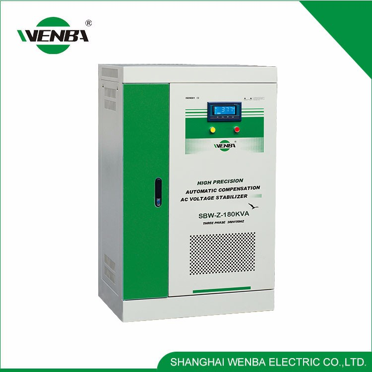 Professional Made High Efficiency Top Quality 180Kva Non-Contact Thyristor/Scr Voltage Optimizer