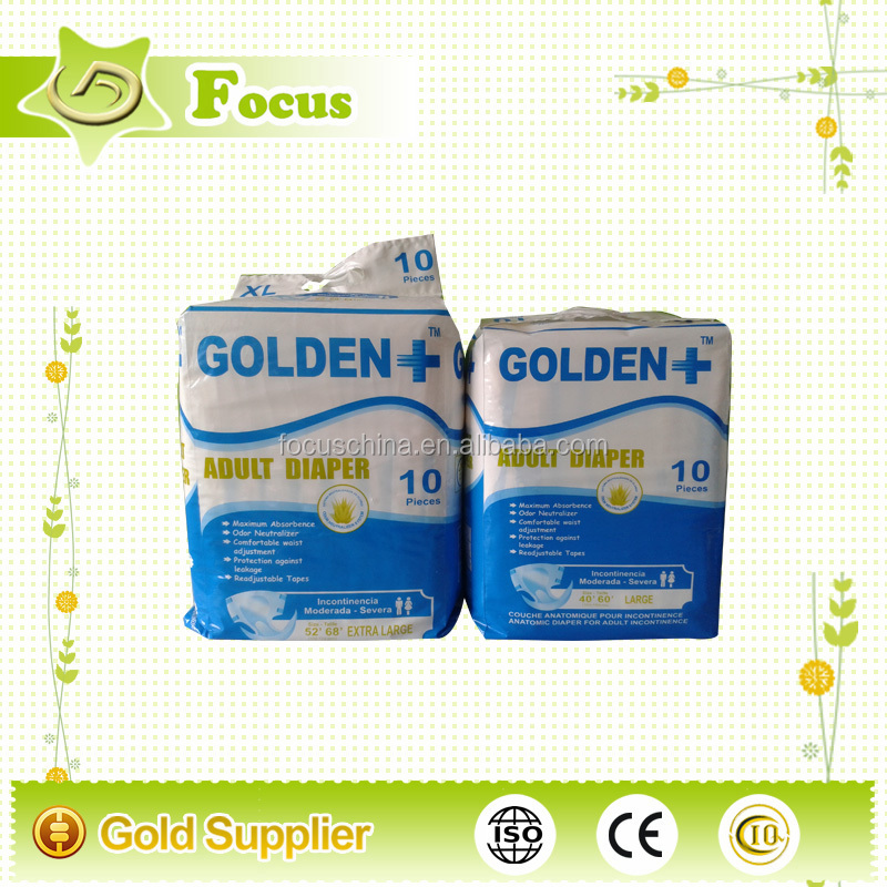 OEM Brand Printed Adult Diaper For Old People