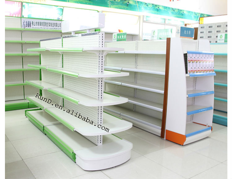 commercial rack for store wall shelf book hanging display metal shelves