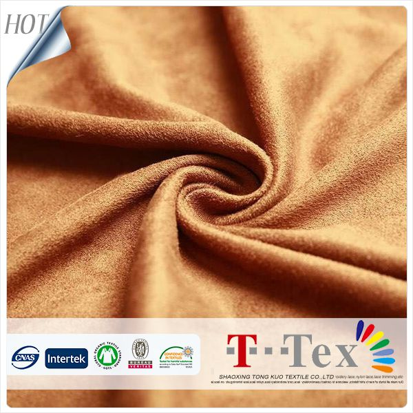 Genuine Suede Fabric Patterned Suede Fabric Punched Suede Fabric