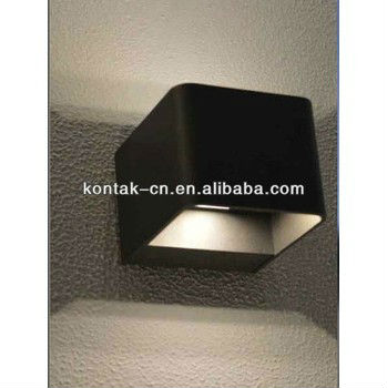 2013 Modern led wall lamp/outdoor led waterproof recessed wall lights