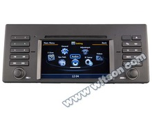 Witson audio car system for BMW 5 series E39