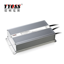 CE approved 300w led power driver 12vdc for advertising led modules