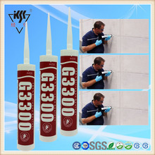 General purpose acetic heat resistant silicone sealant fast curing anti fungal grade sealant and adhesive