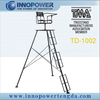 steel gun hunting stands/ladder stand/light stand