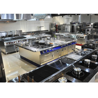 European Performance Commercial Used Restaurant Equipment In China