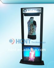 New Invention ! magnetic levitation led display rack for underwear, bangladeshi bra penti