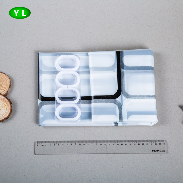 Customized printed clear PVC plastic daily use from China suppliers transparent pvc bag