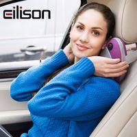 Electric Shiatsu Car Home pillow massager With Heat