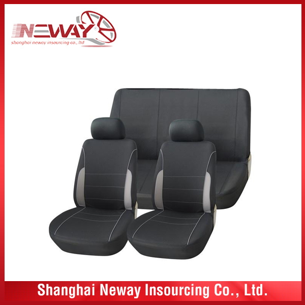China good supplier hot selling cute panda car seat cover