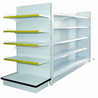 high quality priced supermarket shelving
