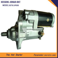 2015 made in china self starter parts for excavator starter for 6CT8.3