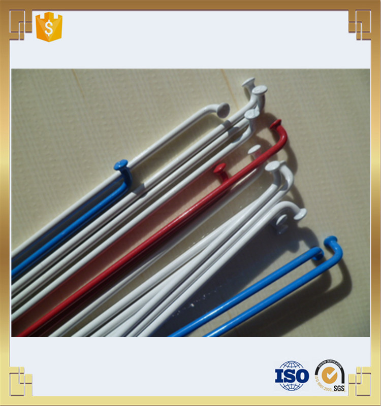 high quality steel bike spokes for dirt bike