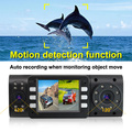 Car DVR with Back View IR Connected 2 CMOS Sensor Car Recorder