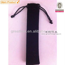 velvet bags for pen with black cords