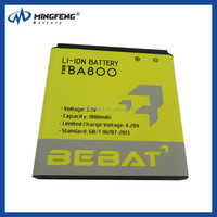 1800mah OEM Battery BA800 for sony