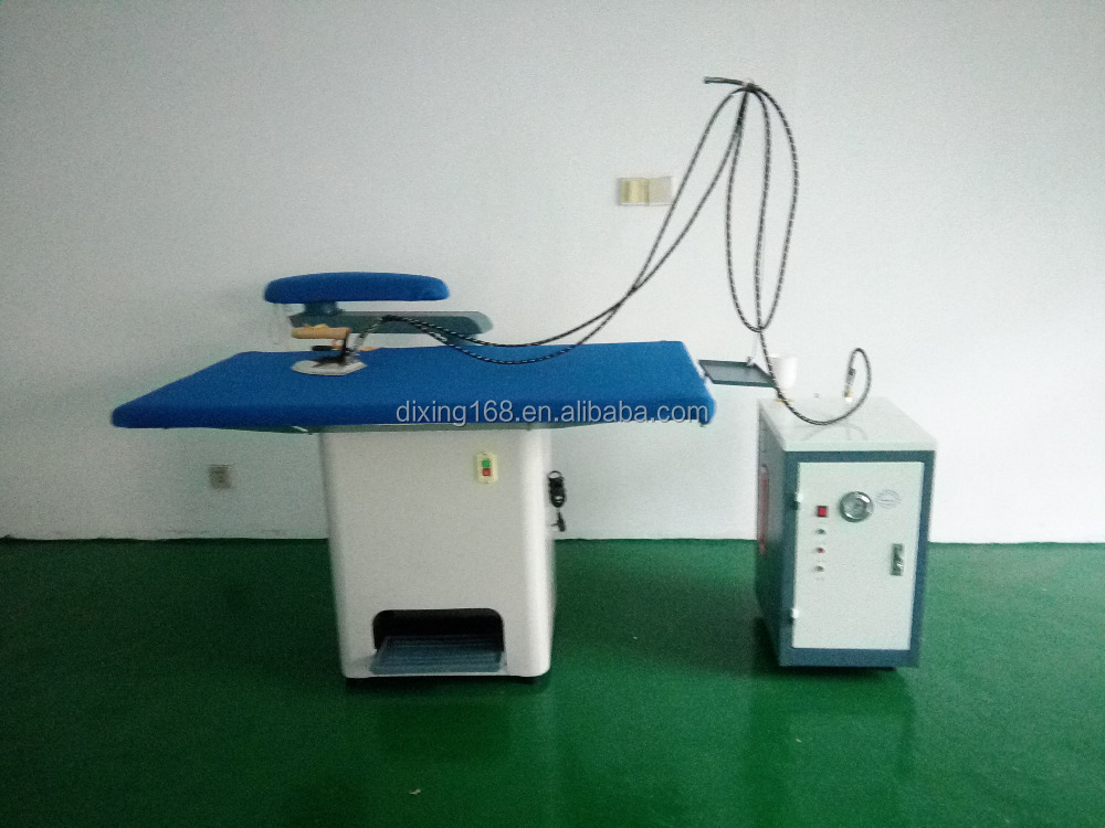 Shanghai Full Auto steam press iron industrial for laundry shop with Warranty