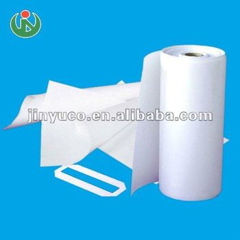 High density aluminium silicate insulation ceramic fiber paper