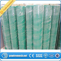 PVC Coated Holland Wire Mesh Fence/Wave type wire mesh