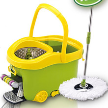 New innovation swivel mop and bucket