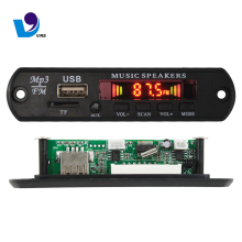 Módulo de áudio Mp3 Usb Sd Fm Mp3 Kit Board Para Carro